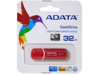 Pendrive Adata 32GB DashDrive Value UV150 USB3.0 czerwony